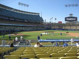 Dodger Stadium Seating Chart Infield Reserve Los Angeles Dodgers Seating Guide Dodger Stadium