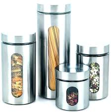 modern canister set modern kitchen canisters designer storage containers large size of jar canister set glass modern canister set