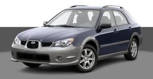 Amazon.com: 2006 Subaru Impreza Reviews, Images, and Specs: Vehicles