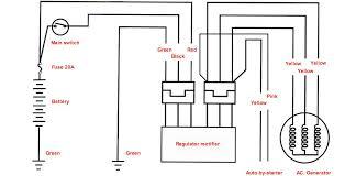 4 wire regulator rectifier wiring diagram efcaviation com Voltage Regulator Wiring Diagram Toyota at 4 Wire Voltage Regulator Wiring Diagram