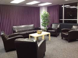 Purple And Gray Living Room Apartment Bedroom Living Room Kids Interior Dark Neoteric Design