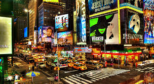 Broadway and the Heart Of New York City