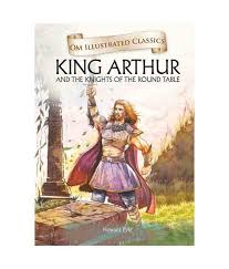 a summary of king arthur and the knights round table by