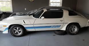 Clean 2nd Gen: 1980 Chevy Camaro Z28