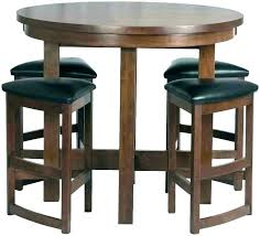high round dining table high kitchen table with chairs outdoor high top bar tables high round