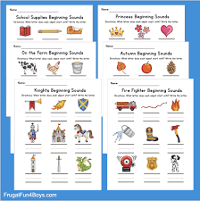 Phonics worksheets are a great way for young learners to practice phonics lessons. Printable Beginning Sounds Phonics Worksheets Frugal Fun For Boys And Girls