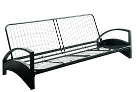 futon frame metal steel black instructions mainstays bunk bed dhp vermont f
