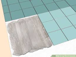 image titled lay tile on concrete step 20
