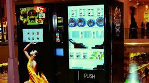 Los Angeles Vending Machines Unique Vending Machines In Los Angeles Malls Dispense Fresh Escargot And