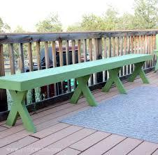 diy benches patio bench build a bench make a bench outdoor bench