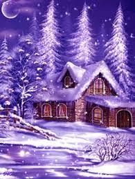 Christmas gift Snow scenery landscape DIY <b>Crystal</b> full <b>drill</b> square ...