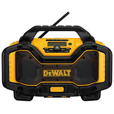 dewalt radio dcr025. dewalt 20-volt or 60-volt lithium-ion battery charger/bluetooth radio-dcr025 - the home depot dewalt radio dcr025