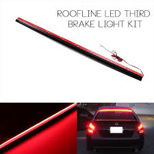 Tailgate Brake Light Details About Universal 36 Red Blinking Flash Led Car Rear Brake Light Signal Tailgate Strip