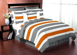 grey twin xl bedding grey twin bedding meridian gray reversible cotton