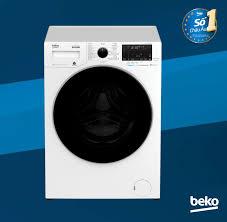 Máy giặt Beko Inverter 8kg WCV8612XB0ST