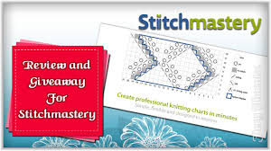 Stitchmastery Knitting Chart Editor Stitchmastery Review And Giveaway By Babs At Myfieryphoenix