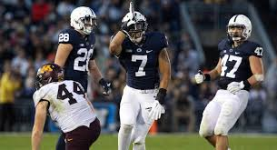 Penn State Depth Chart 2017 Analyzing Penn States First Depth Chart Of 2017 Roar