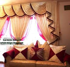 Modern Curtains For Living Room Living Room Curtains Indian Drapes Curtain Design For Living