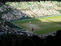Wimbledon Centre Court Interactive Seating Chart