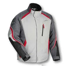 close cortech journey 3 0 jacket sliver metal red