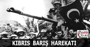 47 Yıl Önce Gelen Barış Kıbrıs Barış Harekatı - Kamu Kariyer