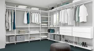 Ankleidezimmer Modern Weiss