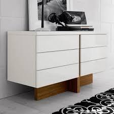 Bedroom Furniture Sets Modern Furniture Miami Cherry Dresser