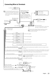 kdc hd942u aux input kenwood radio hd instruction manual