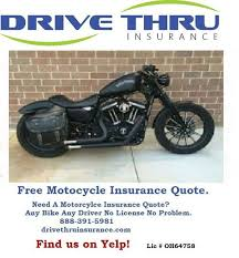 free motorcycle insurance quote