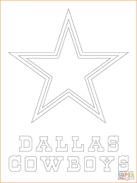Dallas Cowboys Coloring Pages Yt Coloring Dallas Cowboys Gifts
