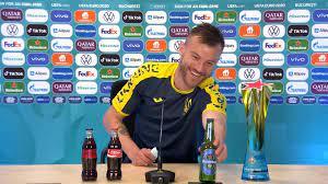 Werbe-Deal gefordert! Andriy Yarmolenko treibt Flaschen-Saga auf die Spitze
