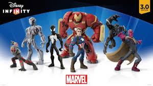 infinity list. disney infinity marvel battleground characters list