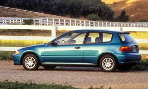 1990 Honda Civic Wagon Gas Mileage