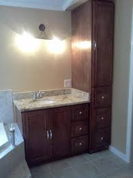 linen closet in bathroom. Wonderful Ideas Bathroom Vanity With Linen Cabinet Cool Vanities Within And Tower Sets Remodel 6 Closet In P