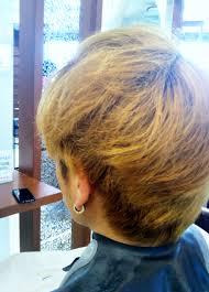 メンズ ヘアカラー ピンクパープル 髪型 スタイル 東村山の美容院美容