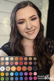Woman shocks reddit with her flawless skin daily mail online. Rainbow Double Cut Crease James Charles X Morphe Eyeshadow Palette Beautybrainsblush
