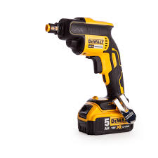 dewalt 18v tools. dewalt dcf620p2k collated drywall screwdriver 18v cordless brushless (2 x 5.0ah batteries) 18v tools n