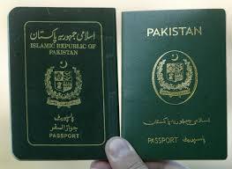 Image result for पाकिस्तान  पासपोर्ट