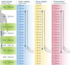 Floorball Stick Length