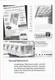 Objekttyp Advertising Zeitschrift Schweizer Ingenieur Und