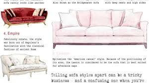 Unthinkable Styles Of Sofas And Couches Antiques Leather Sleeper Vintage  Different With Pictures