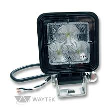 grote 64h01 5 led mini flood lamp 600 lumens waytek grote 64h01 5 flood lamp