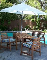 ikea outdoor patio furniture. Image Of: Umbrella Table Outdoor Furniture Ikea Patio R