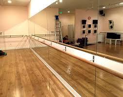 wall mounted ballet barre. Barre-studio Wall Mounted Ballet Barre O