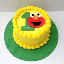 Elmo Smash Cake Cakes Design