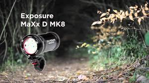 Exposure Maxx D Bike Light 2016 Exposure Maxx D Mk8