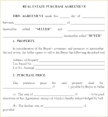 Used Car Purchase Agreement Inspirational Printable Vehicle