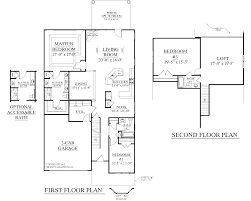 house plan 2545 c the englewood c floor plan