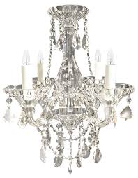 tipperary crystal verona 4 arm chandelier crystal chandeliers meubles