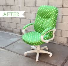 reupholster office chair. slipcover office chair using velcro and elastic this might work for my thrifted with reupholster h